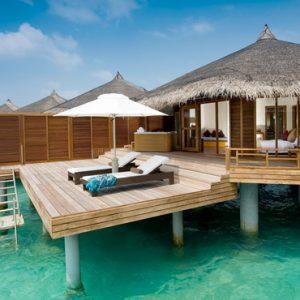 Kuramathi Maldives Luxury Luxury Maldives Holiday Packages Water Villa With Jacuzzi