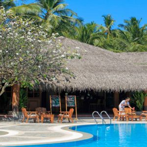 Kuramathi Maldives Luxury Luxury Maldives Holiday Packages Pool Area