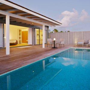 Luxury Maldives Holiday Packages - Kuramathi Island Resort Maldives - villa