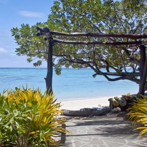 Luxury Cook Islands Holiday Packages Pacific Resort Aitutaki Beach 11