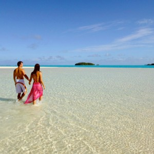 Luxury Cook Islands Holiday Packages Pacific Resort Aitutaki Beach 2