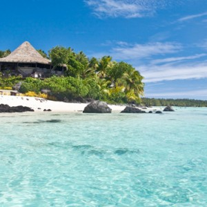 Luxury Cook Islands Holiday Packages Pacific Resort Aitutaki Beach 8