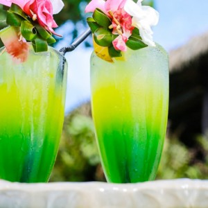 Luxury Cook Islands Holiday Packages Pacific Resort Aitutaki Cocktails