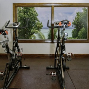 Luxury Cook Islands Holiday Packages Pacific Resort Aitutaki Gym
