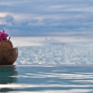 Luxury Cook Islands Holiday Packages Pacific Resort Aitutaki Pool 4