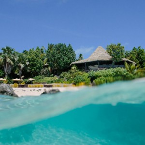 Luxury Cook Islands Holiday Packages Pacific Resort Aitutaki Snorkeling 3