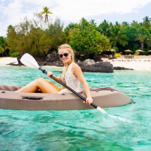 Luxury Cook Islands Holiday Packages Pacific Resort Aitutaki Watersports