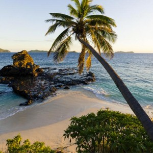 Luxury Fiji Holiday Packages - Matamanoa Island Resort Fiji - Beach