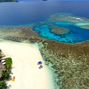 Luxury Fiji Holiday Packages - Matamanoa Island Resort Fiji - Beach 2