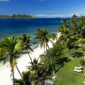 Luxury Fiji Holiday Packages - Matamanoa Island Resort Fiji - Exterior