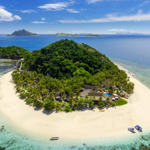 Luxury Fiji Holiday Packages - Matamanoa Island Resort Fiji - Exterior 2