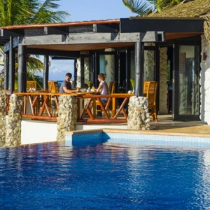 Luxury Fiji Holiday Packages - Matamanoa Island Resort Fiji - Pool