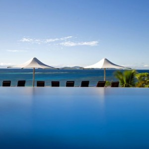 Luxury Fiji Holiday Packages - Matamanoa Island Resort Fiji - Pool 2