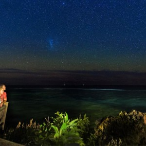 Luxury Fiji Holiday Packages - Matamanoa Island Resort Fiji - Stargazing