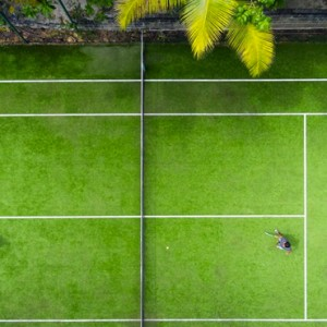 Luxury Fiji Holiday Packages - Matamanoa Island Resort Fiji - Tennis