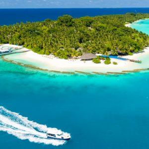 Luxury Maldives Holiday Packages Kuramathi Island Resort Maldives Exterior