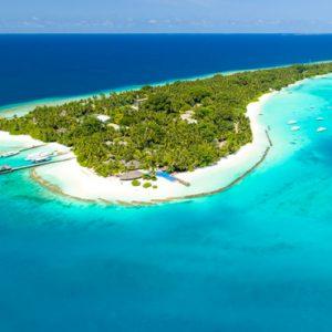 Luxury Maldives Holiday Packages Kuramathi Island Resort Maldives Exterior 2