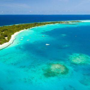 Luxury Maldives Holiday Packages Kuramathi Island Resort Maldives Exterior 4
