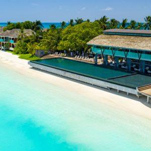 Luxury Maldives Holiday Packages Kuramathi Island Resort Maldives Pool
