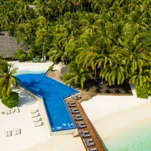 Luxury Maldives Holiday Packages Kuramathi Island Resort Maldives Pool 3