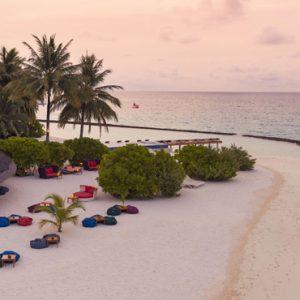 Luxury Maldives Holiday Packages Kuramathi Island Resort Maldives Sand Bar
