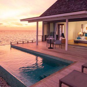 Luxury Maldives Holiday Packages Kuramathi Island Resort Maldives Thundi Water Villa