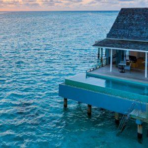Luxury Maldives Holiday Packages Kuramathi Island Resort Maldives Thuni Water Villa
