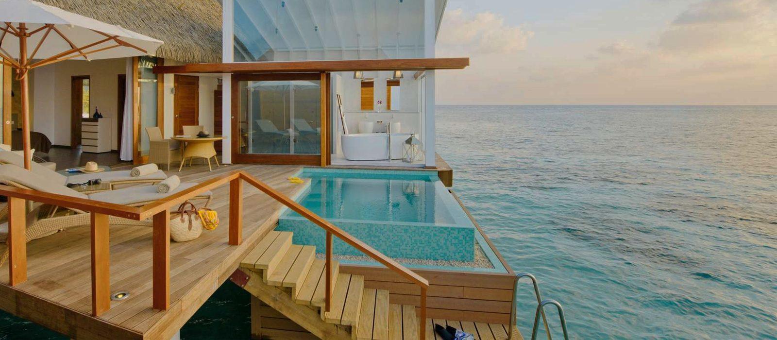 Luxury Maldives Holidays Kandolhu Island Header