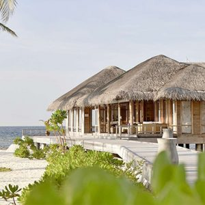 Luxury Maldives Holidays Maafushivaru Beach Villas