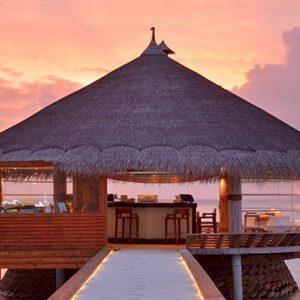 Luxury Maldives Holidays Maafushivaru Dining Experience