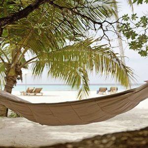 Luxury Maldives Holidays Maafushivaru Hammock
