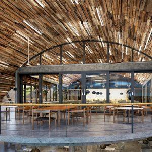 Luxury Maldives Holidays Maafushivaru Isola (Ocean Cafe)1