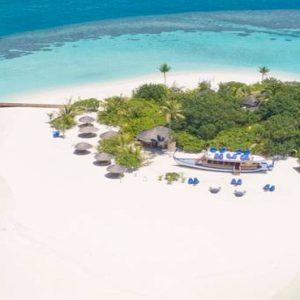 Luxury Maldives Holidays Maafushivaru Lonubo Beach Villa