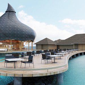 Luxury Maldives Holidays Maafushivaru Moodhu Grill