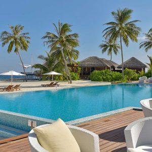 Luxury Maldives Holidays Maafushivaru Pool