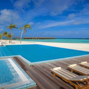 Luxury Maldives Holidays Maafushivaru Pool1