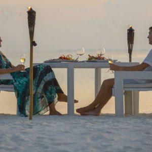 Luxury Maldives Holidays Maafushivaru Private Dining