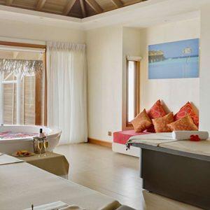 Luxury Maldives Holidays Maafushivaru Spa
