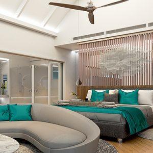 Luxury Maldives Holidays Maafushivaru Water Pool Villa2