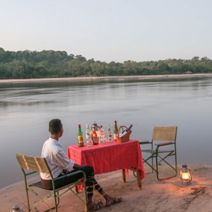Luxury Safari Holiday Packages Serena Mivumo River Lodge Beach 2