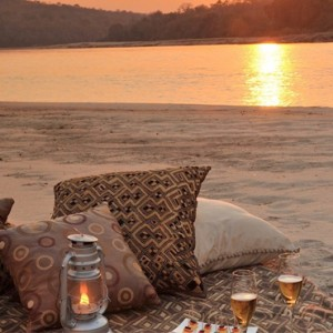 Luxury Safari Holiday Packages Serena Mivumo River Lodge Beach 3