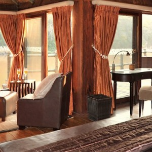 Luxury Safari Holiday Packages Serena Mivumo River Lodge Chalets 6
