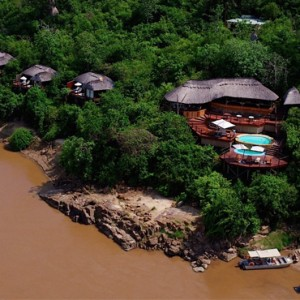 Luxury Safari Holiday Packages Serena Mivumo River Lodge Exterior 4