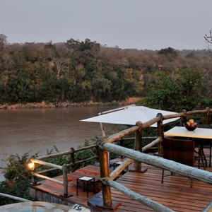 Luxury Safari Holiday Packages Serena Mivumo River Lodge Lodge