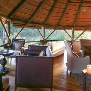 Luxury Safari Holiday Packages Serena Mivumo River Lodge Lounge