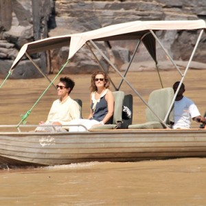 Luxury Safari Holiday Packages Serena Mivumo River Lodge River 3