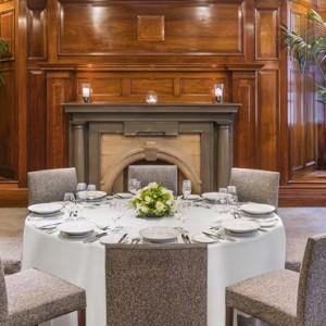 Luxury Sydney Holiday Packages Radisson Blu Plaza Hotel Sydney Dining 3