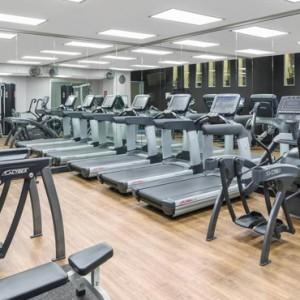 Luxury Sydney Holiday Packages Radisson Blu Plaza Hotel Sydney Gym