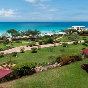 Luxury Zanzibar Holiday Packages Riu Palace Zanzibar ocean views