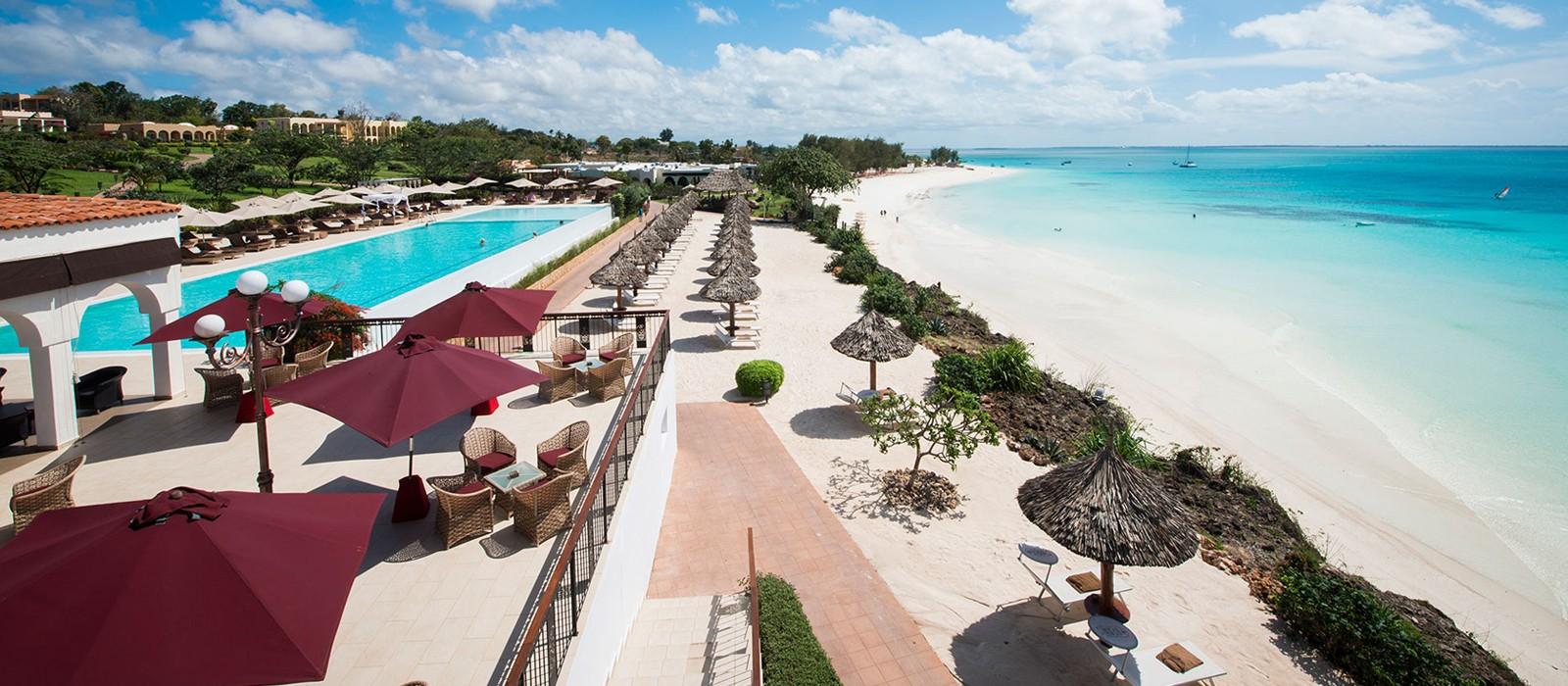 Luxury Zanzibar Holiday Packages Riu Palace Zanzibar thumbnail